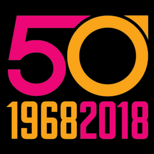 Together let's serve, celebrate, and share 50 years of Rotaract!