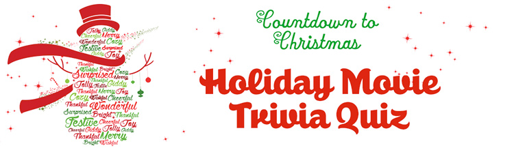 Holiday Movie Trivia Quiz