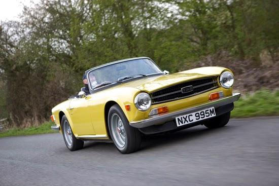 Sports Cars Quiz - British sports cars