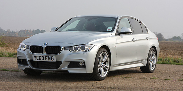 BMW 330eM Sport