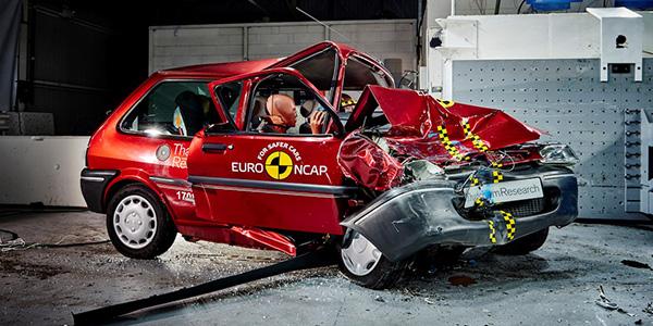 EuroNCAP – 20 years of crash testing
