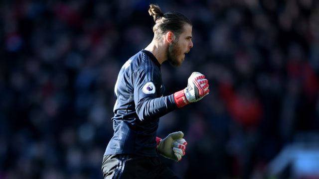 OPT-IN (OR OUT) BY 31ST MARCH 2018 AND YOU COULD WIN A PAIR OF DAVID DE GEA'S SIGNED GLOVES
